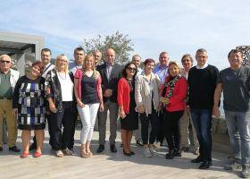"""BSPK e pranishme në takimin rajonal në Igallo të Malit të Zi ku po trajtohet tema:  """"Sfidat në sigurimin e një ambienti më të sigurt dhe më të shëndetshëm të punës për punëtorët në vendet e rajonit të Ballkanit"""""""